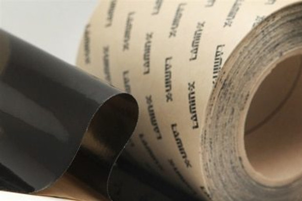 "4"" x 60' Roll of Charcoal (8 mil Thickness)"