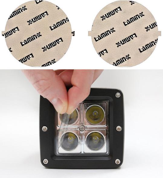 "3.75"" Round Light Covers"