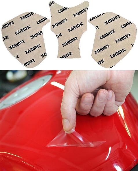 Yamaha Super Tenere (2012+ ) Paint Protection Tank Kit
