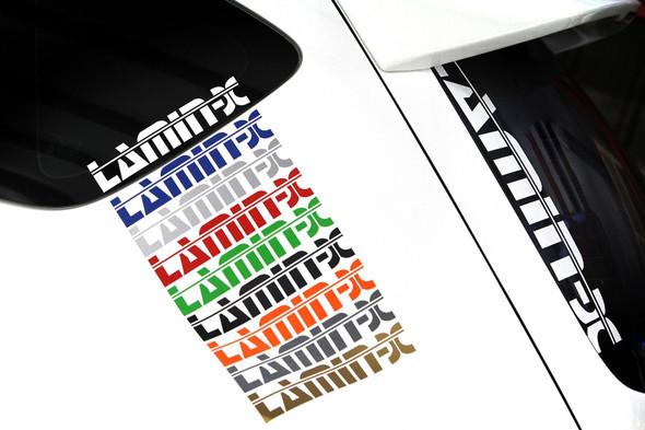 Lamin-x Sticker Pack