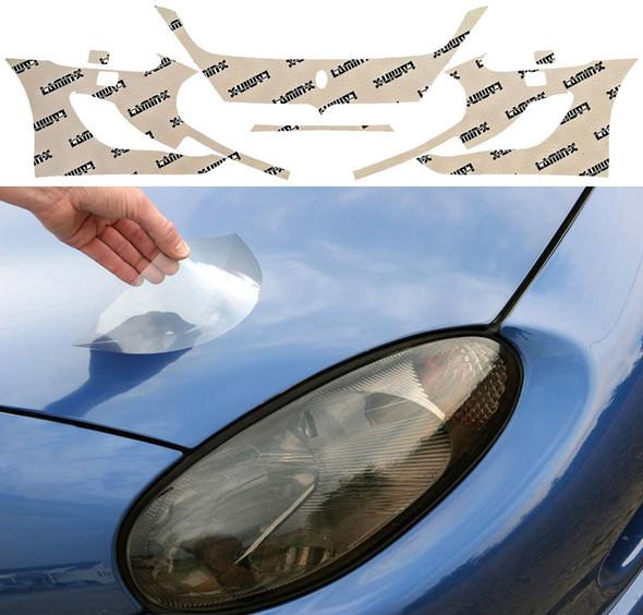Maserati GranTurismo (09-  ) Front Bumper Paint Protection