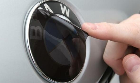 BMW Roundel Emblem Covers (pair) Sedan,Coupe,Wagon