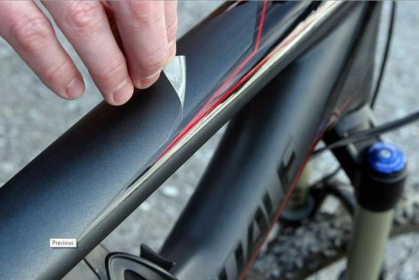 Bike Frame Guard -  Glossy