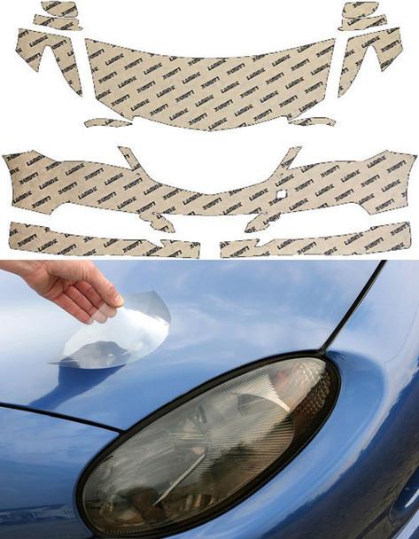 Acura RLX (14-17) Clear Bra
