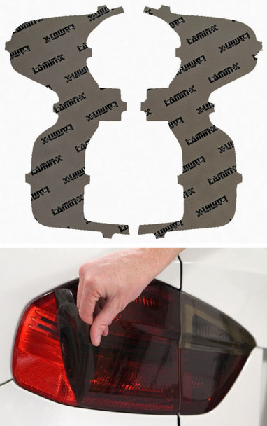 Chevy Silverado 1500 (19-  ) Tail Light Covers