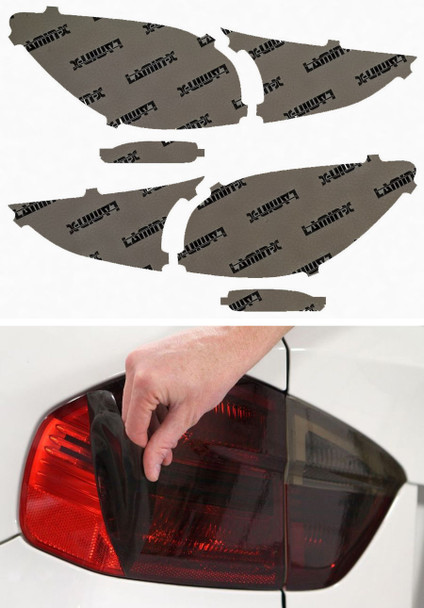 Mazda 3 Hatchback (17-18) Tail Light Covers