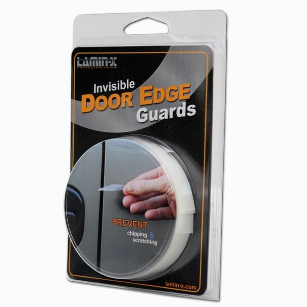 "Car Door Edge Guards -  Four 1/2"" x 24"" Strips"