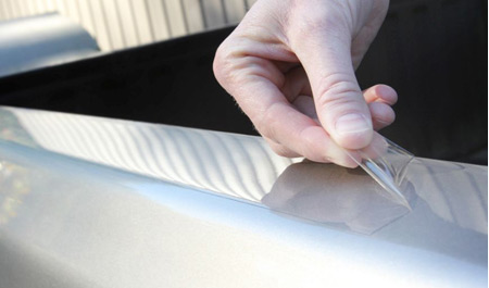 Bed Rail Guard paint protection film
