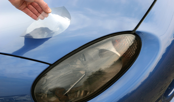 Clear Bras for cars and trucks