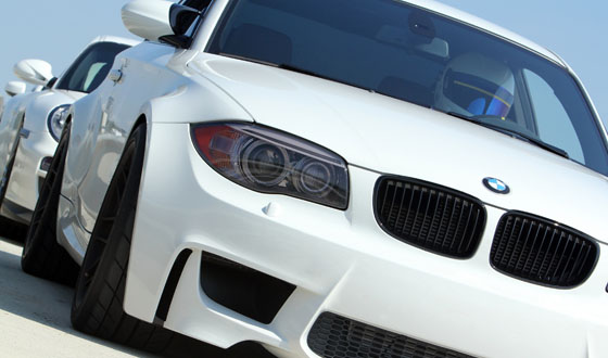 Tint your headlights with Lamin-x headlight film covers
