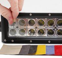View Lamin-x LED light bar & pod galleries here