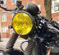 View Lamin-x motorcycle headlight film cover galleries here
