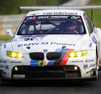 View race cars & teams using Lamin-x headlight film covers