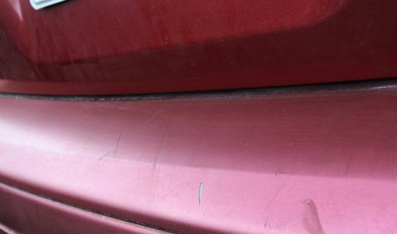 Lamin-x Rear Bumper paint protection