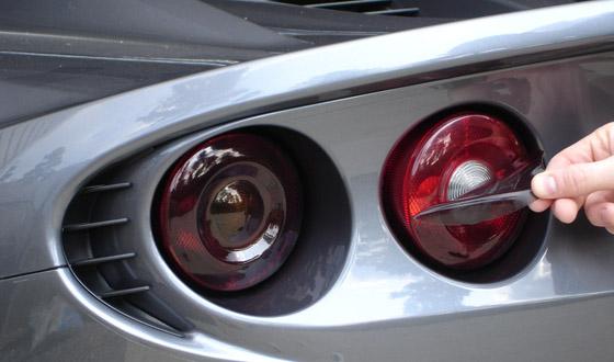 Smoked Lamin-x Tail Light Tint