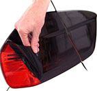 Lamin-x Charcoal Tail Light Tint Film Gallery