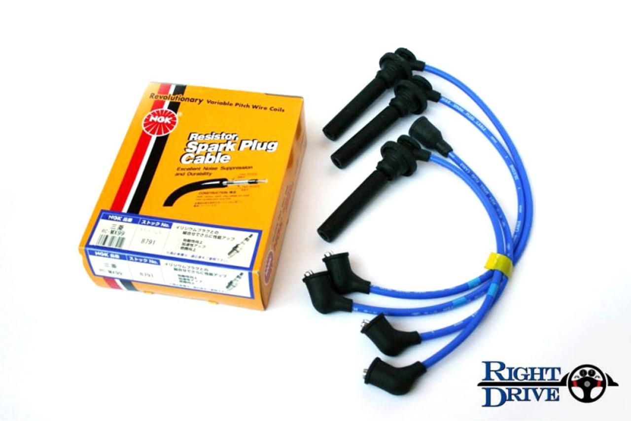 Suzuki Carry Spark Plug Wires on