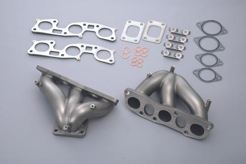 Tomei Full Cast Exhaust Manifold - RB26DETT, BNR32, BCNR33, BNR34 nissan Skyline GT-R