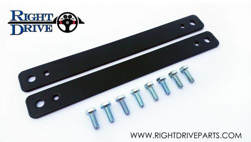 License Plate Adaptor Kit