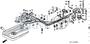 TUBE, FUEL 4.5X120 (95001-45001-60M) - #11 - 95001 - Honda Acty HA4