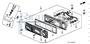 GROMMET, SCREW - #19 - 90661 - Honda Acty HA4