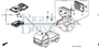 LENS - #6 - 34601 - Honda Acty HA4