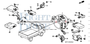 SCREW, TAPPING 5X12 - #19 - 93904 - Honda Acty HA4
