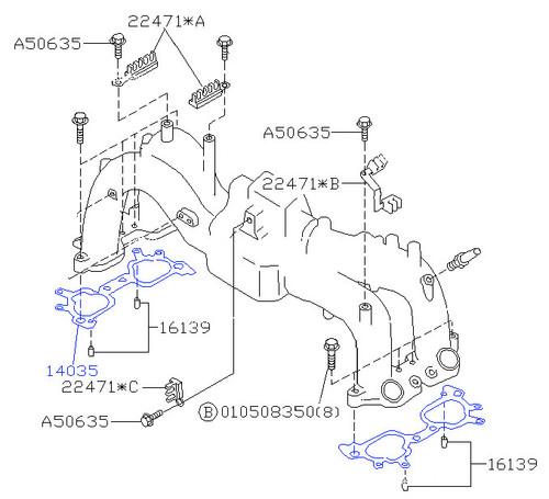 subaru intake manifold diagram bookmark about wiring diagram Subaru Fuel System Diagram