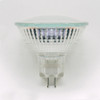 21 x 3528 Led with glass cover cool white MR16 12-18V AC/DC