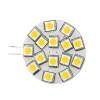 G4 DC 15 Led Cool White Led Bulb 8v-30v 2.6w=35w