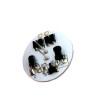G4 DC 12 Led Warm White Led Bulb 8v-30v 2.6w=27w Back Pin