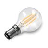 3.5w G45 Golf Ball LED Filament Bulb (B15)