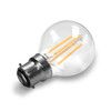3.5w G45 Golf Ball LED Filament Bulb (B22)