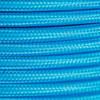 Braided Fabric Flex Cable Blue