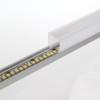 Slim Tall Rectangular LED Aluminium Channel for 11mm Tape, 3 Metre Length