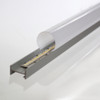 Wide-Angle Large Circle Aluminium Profile - 2 Metre Length