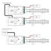 Professional 6 Channel LED RDM DMX512 Decoder 3 Pin XLR