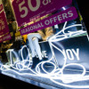 Circular 360° Display LED Neon Flex, 18mm, 24V, Orange