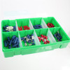 120 Piece Assorted Individual Pre-Insulated Terminal Kit