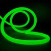 Essential LED Neon Flex , 18mm, Circular 360°, Green, 50 Metre Reel