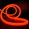 Circular 360° Display LED Neon Flex, 18mm, 24V, Red, 50 Metre Reel