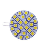 24 x 5050 Led Warm White G4 Disk Side Pin 4.3w=50w (Default)