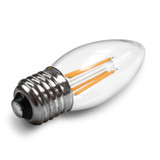 4w C35 Candle LED Filament Bulb (E27)
