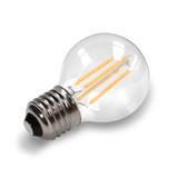 3.5w G45 Golf Ball LED Filament Bulb (E27)