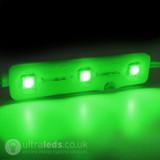 Premium Tagra® 5050 Green Led Module 0.72 watt IP68 12v