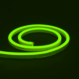 Mini Display LED Neon Flex , 10x15mm Top View, Green