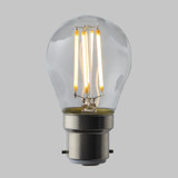 4w G45 Golf Ball LED Filament Bulb (B22) EasyDim
