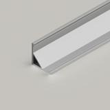 Small Corner Aluminium Channel 1616 - 2 Metre Length