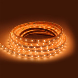 Premium 12v 2000K Flame White 90CRI 4.8W 60 x 3528 Epistar Chip LED Tape IP65 Splashproof