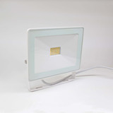 20W Slim White Flood Light 2100 lumens Wide Angle